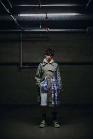 【ルック】ファセッタズム2021年春夏コレクション
