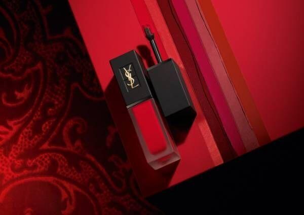 イヴ・サンローラン・ボーテからベルベットのように濃密な発色とソフトな質感の最旬リップ