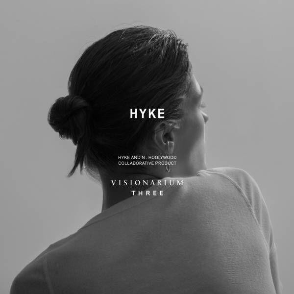 「HYKE × N.HOOLYWOOD × VISIONARIUM THREE」注目のコラボコレクション、7月28日より先行発売開始!