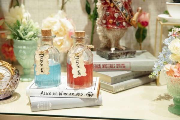 【レポート】美味しくって可愛い、花とお茶のスイーツブッフェ。アリスのフラワーティーパーティーって?