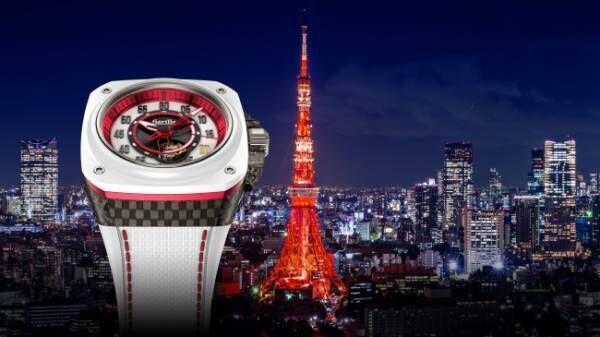 ハイパーパフォーマンス時計ブランド「ゴリラ」初のジャパン・エディションを発表