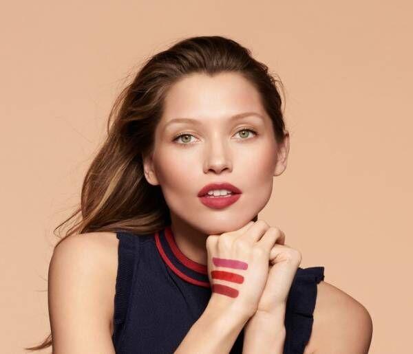 アートのように自由に印象的な唇を表現。クラランスから「2020 Fall Lips」発売