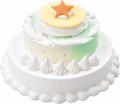 8月8日はパチパチの日! ポッピングシャワーが主役のスペシャルなケーキ「ポッピングスター」