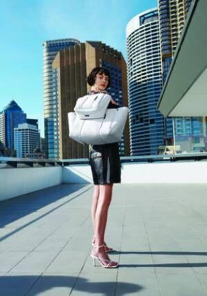 オーストラリア発のバッグブランド「ステート オブ エスケープ」が銀座三越にポップアップストアをオープン