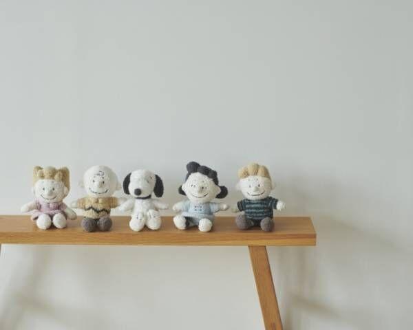 ジェラート ピケ、阪急うめだ本店が開催するPEANUTSとのコラボレーションアイテムを集積した 「PEANUTS LOVER」で限定商品を発売
