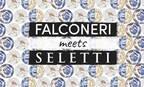 カシミヤウェアブランド「ファルコネーリ」がホームウエアのSELETTIとコラボレーションしたキャンペーンをスタート