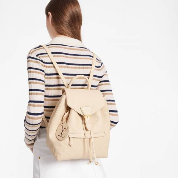 (C)Louis Vuitton Malletier 「モンスリ PM」 M45397 293,000円