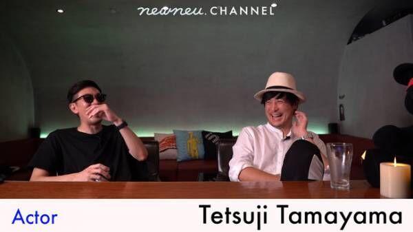 人気バッグブランドnewneu.のYouTubeチャンネル「newneu.CHANNEL」の第二弾ゲストに山田孝之氏が登場