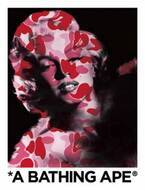 BAPE®がマリリン・モンローのアイコニックな写真を題材にしたコレクションを発表