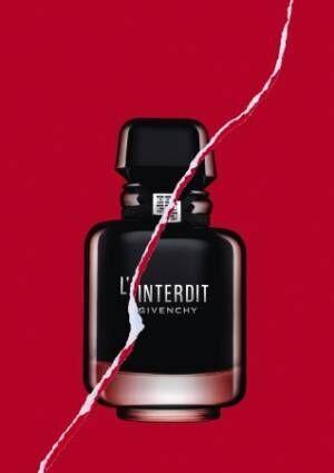 スリルを纏う禁断の香り。ジバンシイより「ランテルディ オーデパルファム インテンス」が9月4日より新発売
