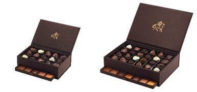 ゴディバから2つの新しいトリュフ チョコレート誕生。パッケージもリニューアル!