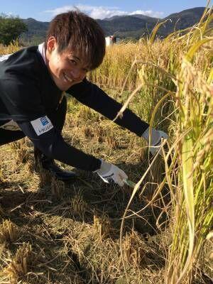 ヒュンメル×福島ユナイテッドFC、県の名産品「お米」をモチーフにした限定ユニフォームを発売中