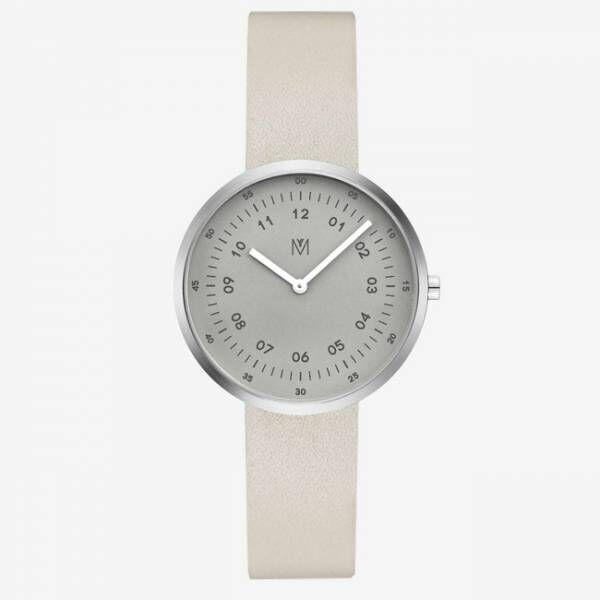 Maven Watchesから「HIROB」とコラボしたシンプルな色使いの限定モデルが登場