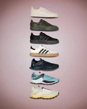 adidas Originals by OAMC、2020年秋冬コレクション第一弾。2型のフットウエアをローンチ