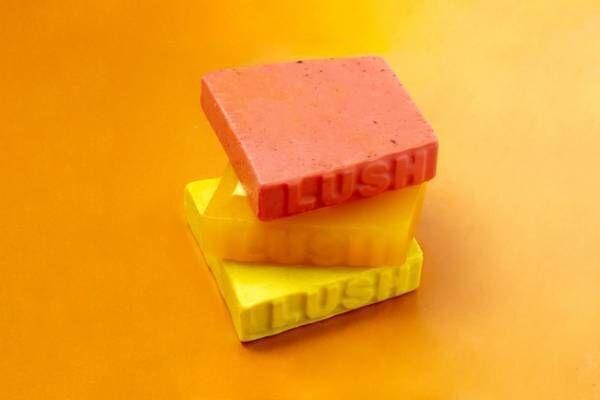 日々の手洗いをより楽しく、華やかに。LUSHの固形石鹸が新しい3種を加えてリニューアル