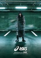 「和」のモードスタイルを表現。HAREがASICS SportStyleとの限定コレクションを発売