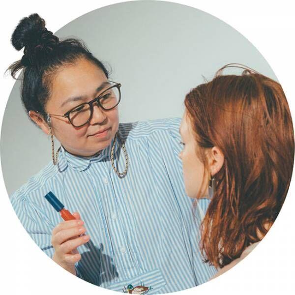 ROSE LABOとメイクアップアーティスト・木部明美コラボの「ローズリップグロス」、伊勢丹新宿店で先行発売