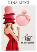 ニナ リッチ パルファムより、ローズの新鮮さと陽気さを包み込んだ「ニナ ローズ オーデトワレ」を発売