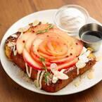 フレンチトースト専門店アイボリッシュから秋の味覚を堪能できるフレンチトーストの新メニューが盛りだくさん