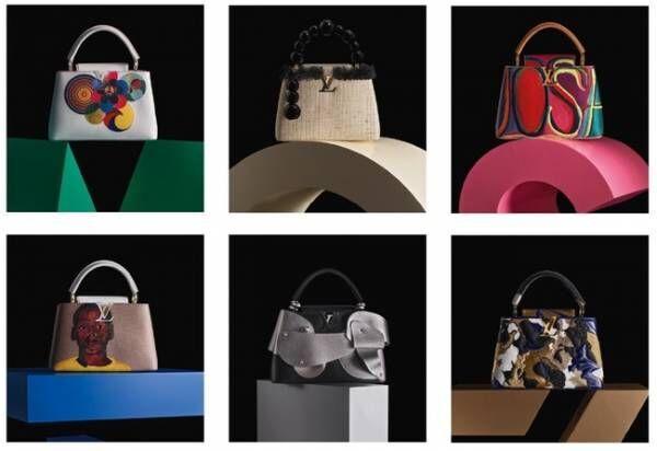 ルイ・ヴィトンが新たに6人のアーティストによる「アーティーカプシーヌ コレクション」を発表