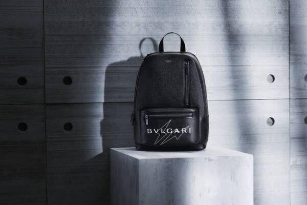ブルガリと藤原ヒロシが再びタッグ! バッグとアクセサリーのメンズコレクション「FRAGMENT X BVLGARI」が登場
