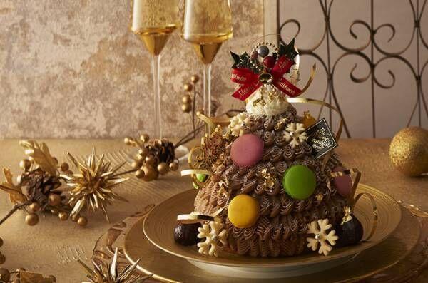 テーマは「GINZA PRIDE」。ヴィジュアルも素材もこだわり抜いた銀座三越のクリスマスケーキ
