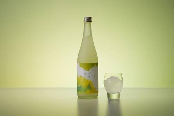 新潟・朝日酒造の日本酒「久保田」から高知県産の本柚子を使用したブランド初のリキュールが登場