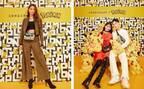 池田美優、よしミチ姉弟も来場!「ロンシャンxポケモン」コレクションが世界に先駆けて新登場