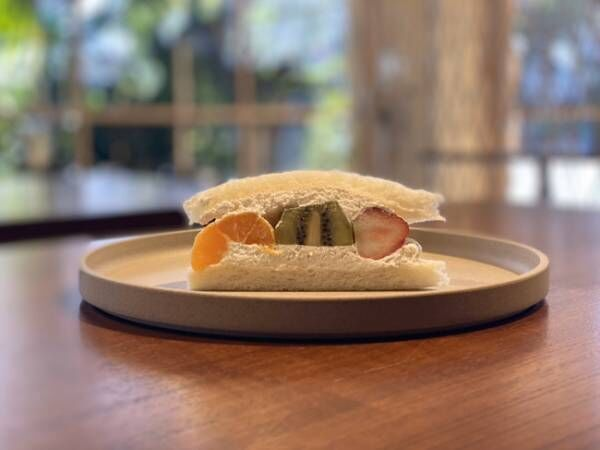 食パン専門店が作った超こだわりのフルーツサンドウィッチ