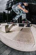 ルイ・ヴィトンが新作スニーカーを発表! プロスケートボーダー ルシアン・クラークとのコラボで誕生した「A View」