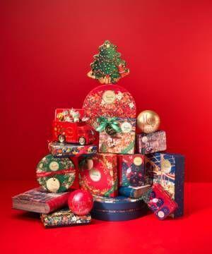 イタリア発のチョコジェラテリア「ヴェンキ」のクリスマス限定コレクション。銀座店限定のアドベントカレンダーも