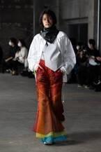 ファセッタズムが5年ぶりに2021春夏コレクションで東京凱旋