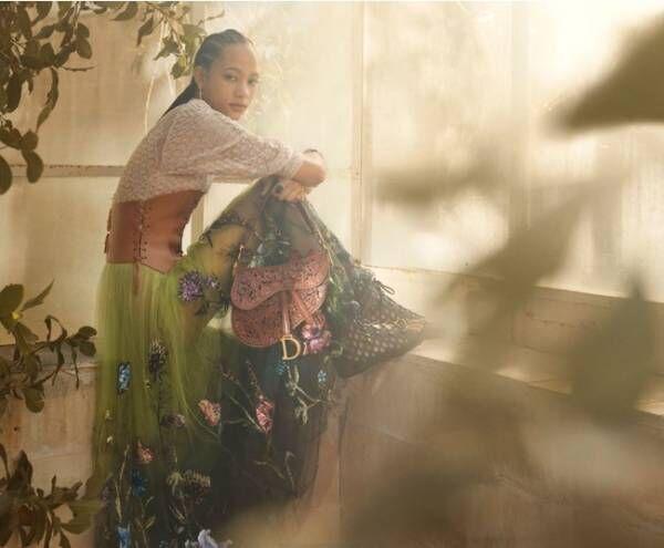 ディオールが2021 クルーズ コレクションの新キャンペーンをYouTubeでプレミア公開