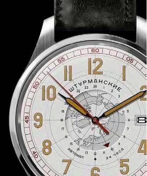 ソ連時代の北極圏探索を成功させた時計が現在に蘇る。ロシア時計ブランド「シュトゥルマンスキー」