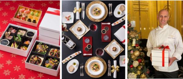 クリスマスや年末年始のおうち時間を華やかに演出! 厳選した食材を使用したジョエル・ロブションのグルメボックス