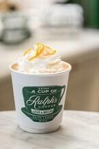 ラルフ ローレンが展開するラルフズ コーヒーがルミネ新宿にオープン! ここでしか味わえない「オレンジ モカ」も登場