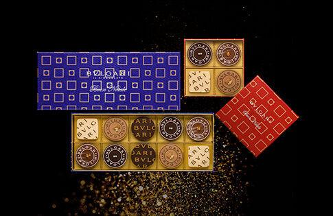 ブルガリ イル・チョコラートから今年のクリスマスを彩るホリデーシーズン限定商品が発売