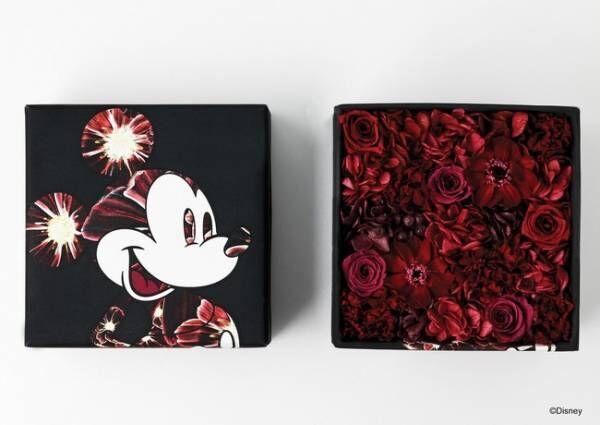 ニコライ バーグマンのフラワーボックスがミッキーマウスのデザインになって登場