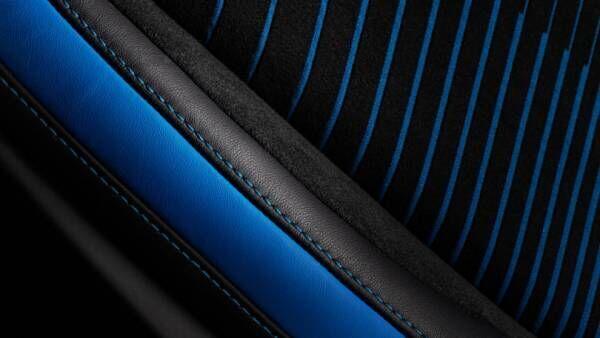 新型マセラッティMC20の内装はメイド・イン・イタリアの最高品質を誇るマテリアル「アルカンターラ」を採用
