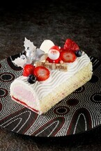ホテルの味がおうちで過ごすクリスマスを彩り豊かに。京都ホテルオークラの新作クリスマスケーキ