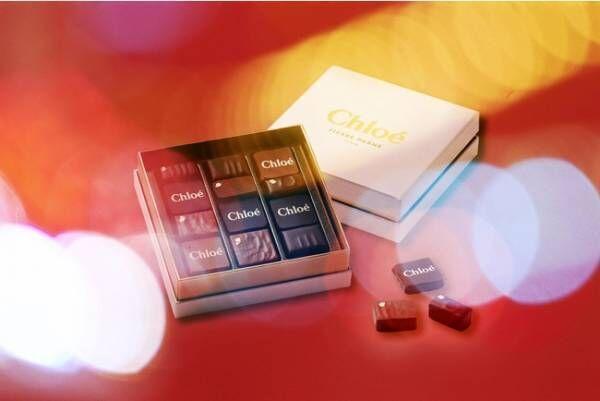 クロエとピエール・エルメがコラボ! フェスティブシーズンを祝うスペシャルなショコラを発売