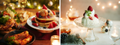 おうちで過ごすクリスマスに、J.S. PANCAKE CAFEから食卓を彩るパンケーキBOXが登場