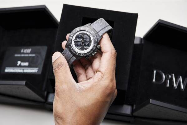 カスタム時計メーカー「DIW」のROLEX DAYTONAのカスタムモデル「CREAM INVERT」入荷