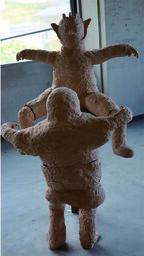 若手陶芸家やストリートアーティスト13名の陶芸作品が買える展覧会「渋谷パルコ陶器売り場」を開催