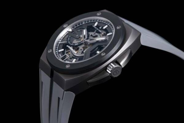 世界限定30本。アムステルダムで130年以上続くジュエリーメーカーが手がけるスイス製機械式時計