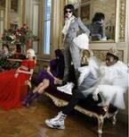豪華絢爛なルックの数々。ドルチェ&ガッバーナが高級仕立服のコレクションを発表