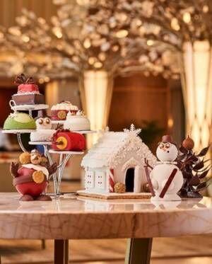 「バージュ・カリファ」の花火&LEDショーもライブ配信! お家で楽しむドバイのクリスマス&ニューイヤー