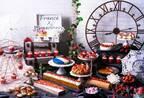 コンラッド大阪の4カ月間で4つの国のストロベリースイーツを楽しめるスイーツビュッフェを開催