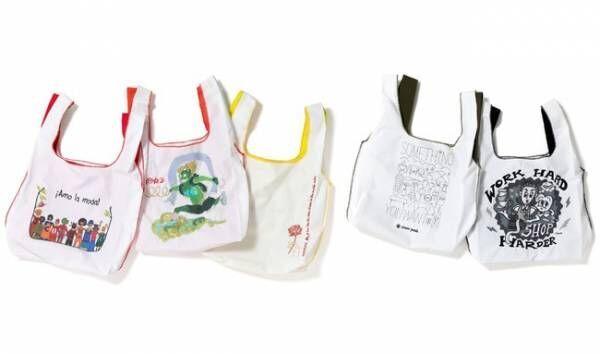 ファッションで提案するプロジェクト第2弾! 三越伊勢丹「#みんなでバッグ」13ブランド登場