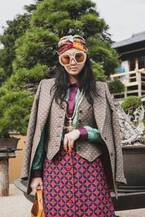 Our Fashion Story 【vol.2_石田夢実が出会う、春のグッチとジャポニズム - GUCCI X BONSAI】【アプリ限定】